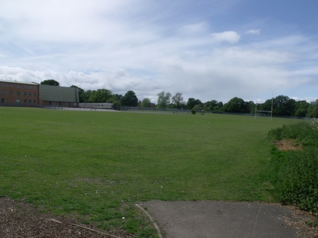Tudor Grange Park - Solihull - playing field