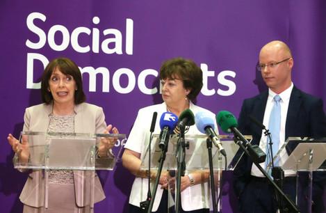 15/7/2015 New Political Parities Social Democrats