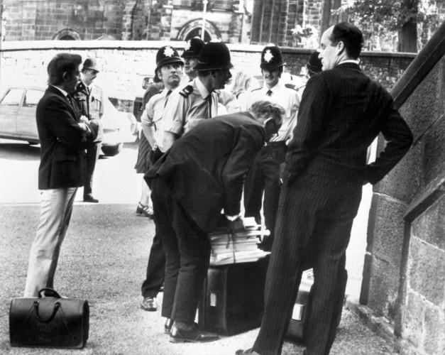 Politics - The Troubles - Birmingham Pub Bombings - Birmingham Six Trial - Lancaster Castle
