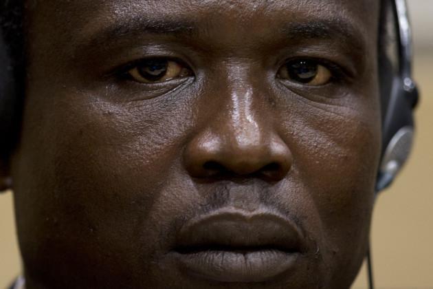 Uganda International Court Ugandan Rebel Case