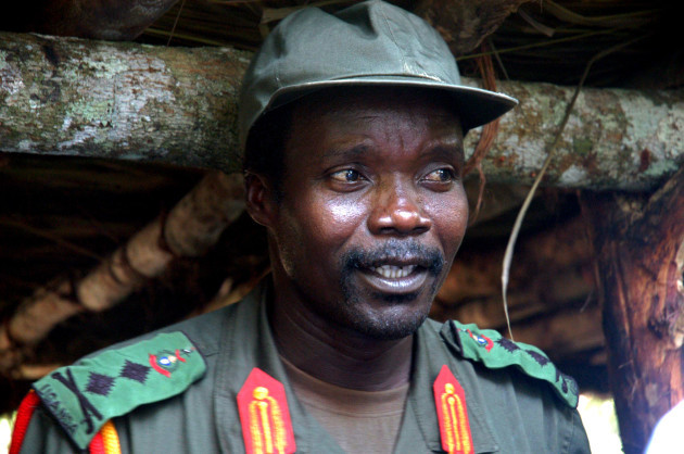 Uganda Kony