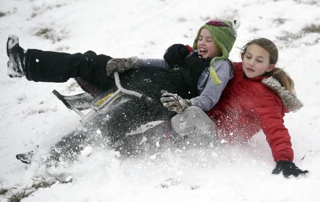 Big Snowstorm Indiana