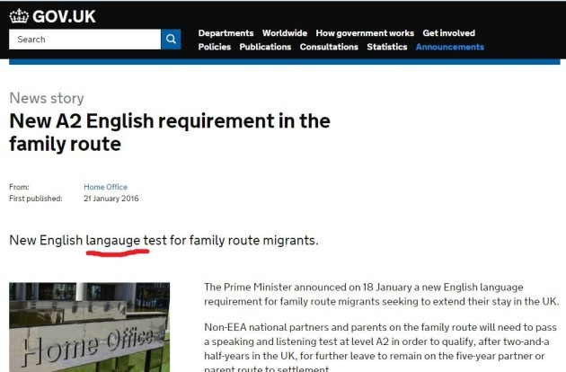 The UK's immigration service just made an extremely unfortunate typo
