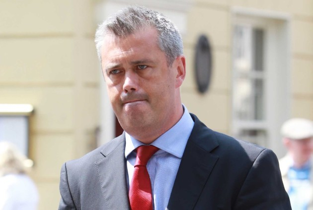File Pics Colm Keaveney is set to join Fianna Fail today.
