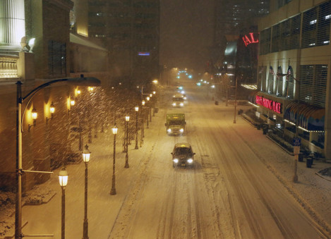 Big Snowstorm New Jersey