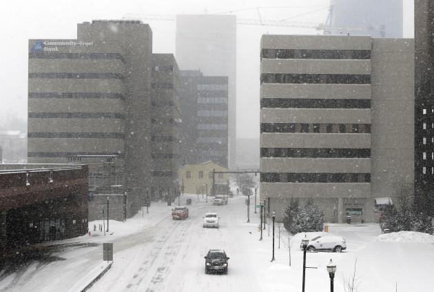 Big Snowstorm Kentucky