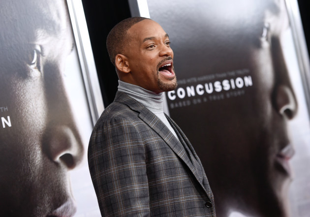 NY Special Screening of Concussion