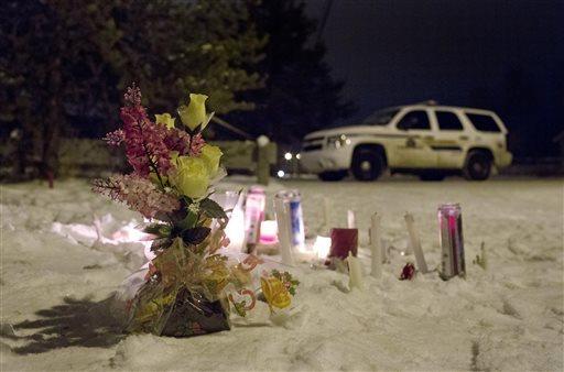 APTOPIX Canada-School Shooting