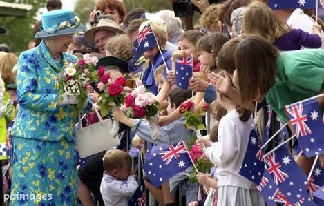 Royalty - Queen Elizabeth II Visit to Australia
