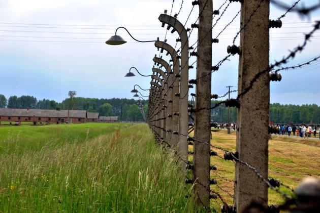 Auschwitz Stock - Poland