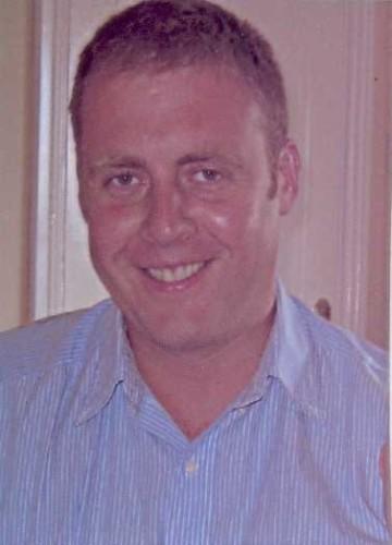 File Pic Detective Garda Adrian Donohoe who was ki