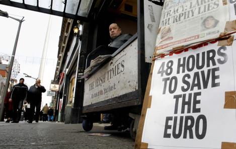 Ireland Financial Crisis