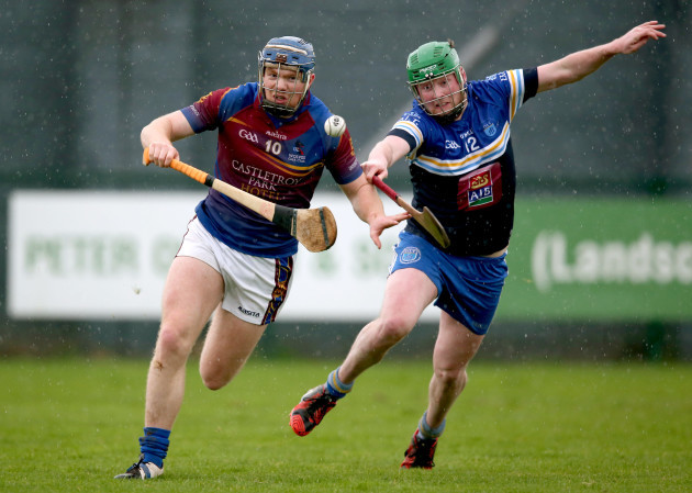 Jason Forde and Conor Sheehan