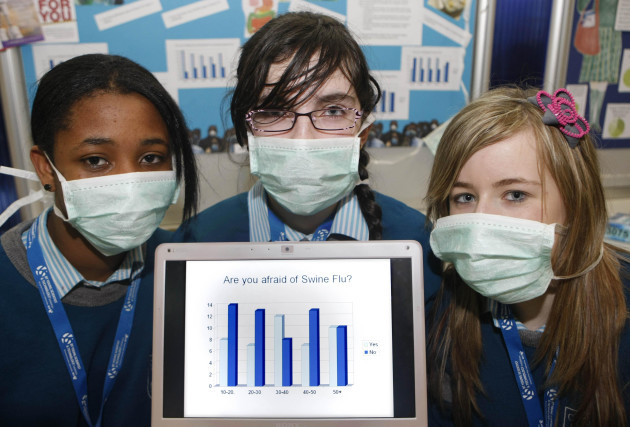 BT Young Scientist competition