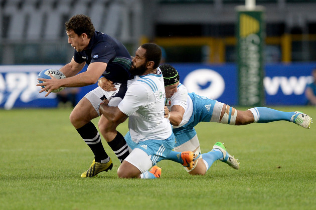 Italy Scotland Rugby
