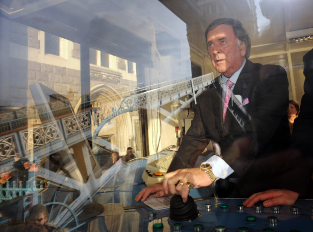 Wogan receives Freedom of London