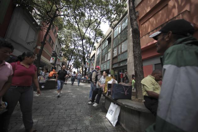 Caracas Street Scenes