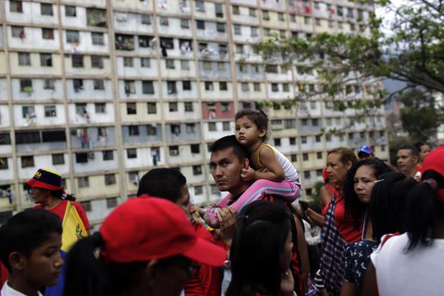 Veneuela Chavez