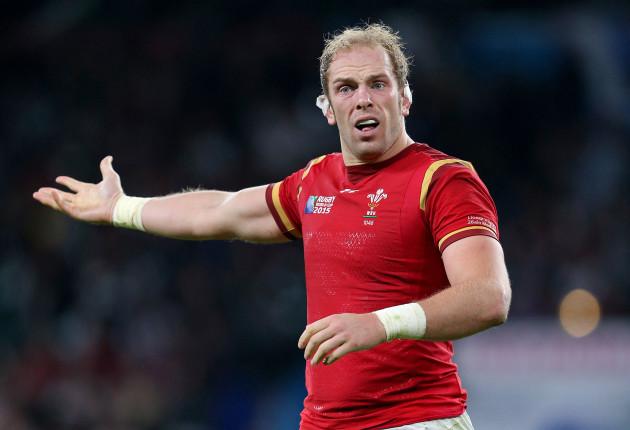 Rugby Union - Rugby World Cup 2015 - Pool A - England v Wales - Twickenham Stadium