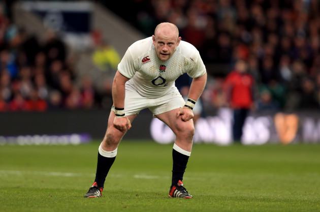 Rugby Union - 2015 RBS 6 Nations - England v Scotland - Twickenham