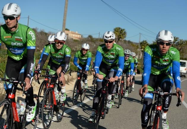 An Post Chain Reaction Sean Kelly Team Launch 2016