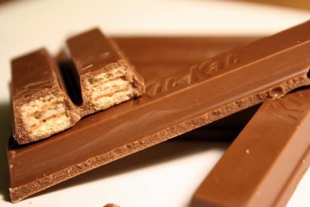 CHOCOLATE BREAK!!!