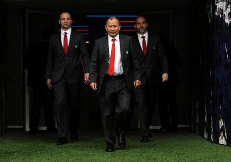 England Press Conference and Squad Announcement - Twickenham Stadium