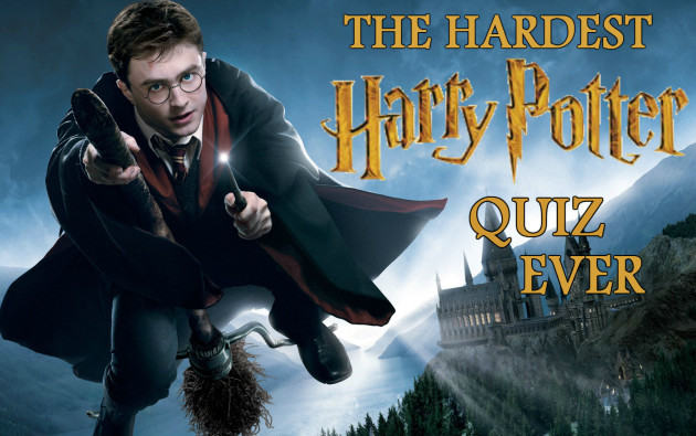 The Hardest Harry Potter Quiz Ever · The Daily Edge