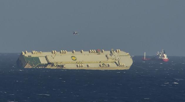 Spain Drifting Ship