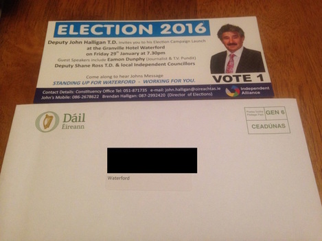 john halligan election
