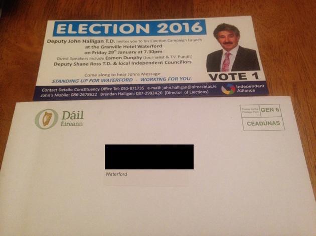john halligan election