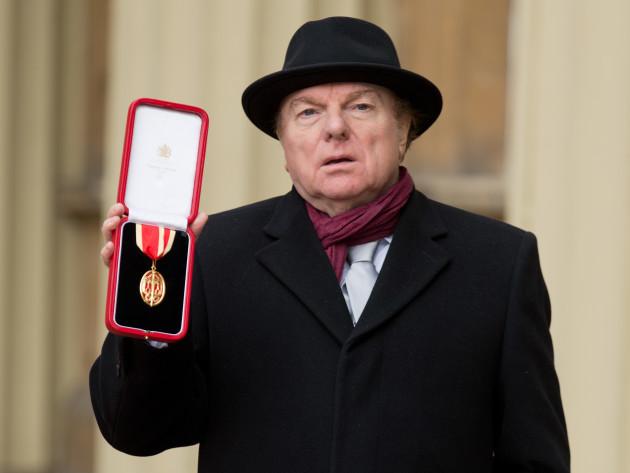 Van Morrison just became Sir Van Morrison · TheJournal ie