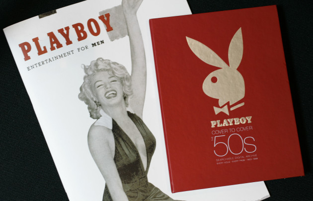 PLAYBOY COVER TO COVER