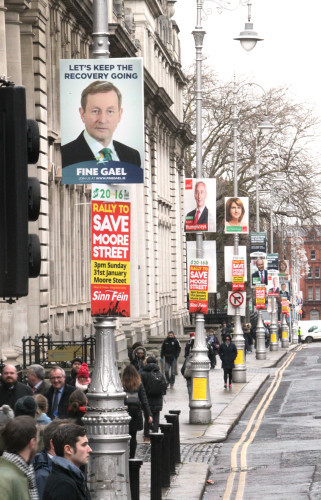 4/2/2016 General Election Campaigns Starts