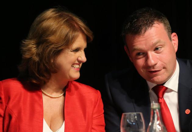 New Irish Labour Party leader