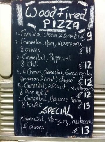 pizzamenu