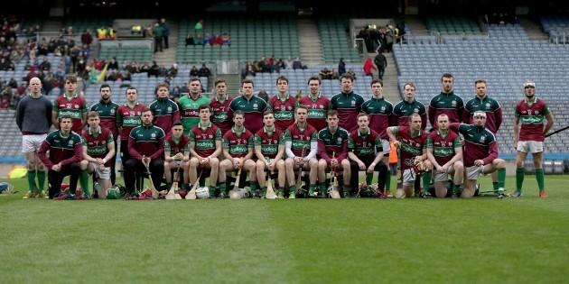 The Eoghan Rua team