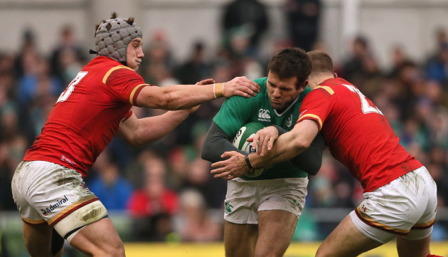 Ireland v Wales - 2016 RBS Six Nations - Aviva Stadium