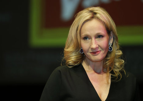 Britain JK Rowling