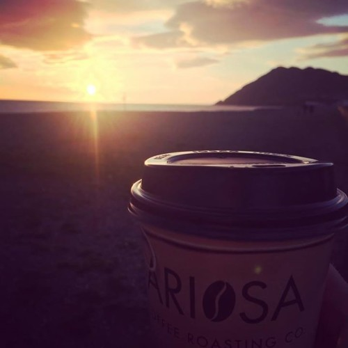 Doesn't get much better than this... #sunrise ...