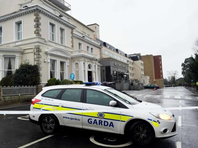 5/2/2016. Regency Hotel Shootings Crime Scenes