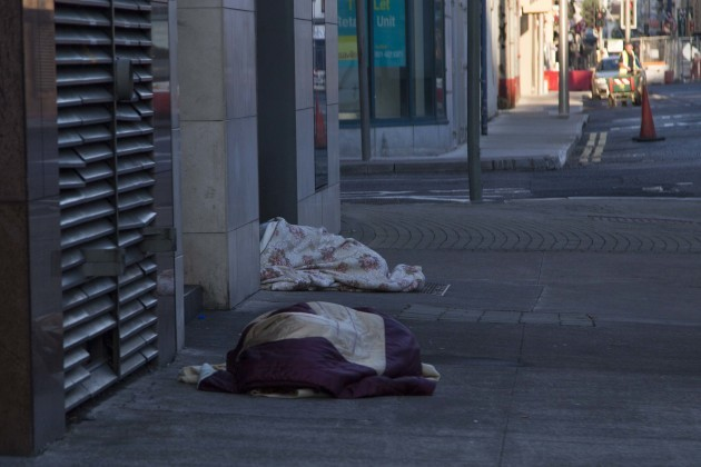 CSC Rough Sleeping 2 2015