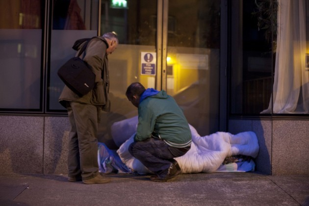 CSC Rough Sleeping 2015