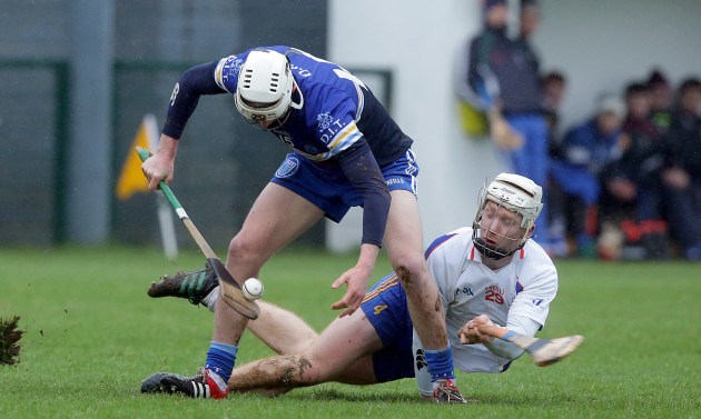 Cian O'Donoghue with Cian Lynch