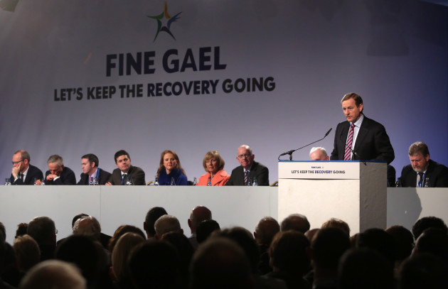 22/1/2016.78th Fine Gael Ard Fheis