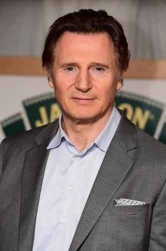 Liam Neeson jobs campaign