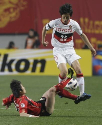 South Korea Japan AFC Champions League Soccer