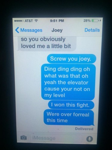 10 of the most *fire* breakup texts ever sent · The Daily Edge