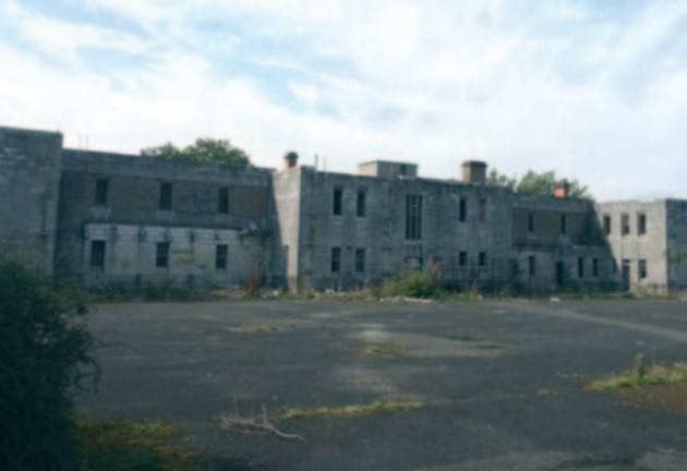 magee barracks