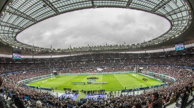 A view of the National Anthems